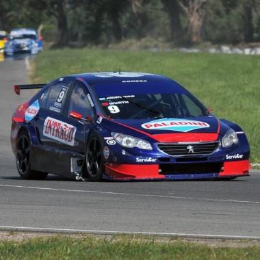 Amplio triunfo de Augusto Scalbi que se consagró en el GP de Río Cuarto.