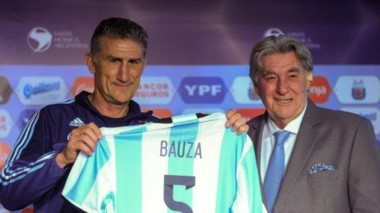 Pérez cree que Bauza sacará a la selección de este mal momento.