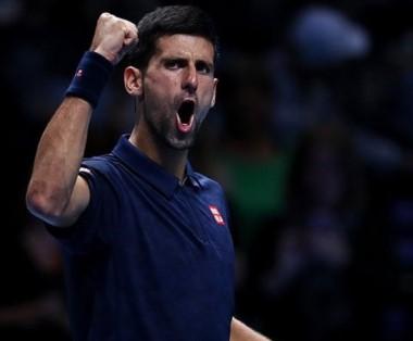 ¡Se despertó la bestia! Djokovic se hace fuerte en el Masters de Londres.