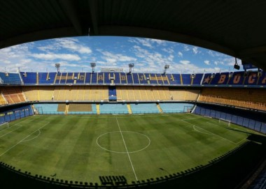 La Bombonera no es sede de un partido oficial de la Selección desde 1997.