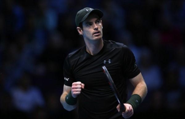 Murray se empleó a fondo para vencer a Nishikori en el Masters,