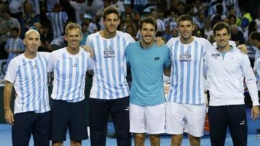 Orsanic definió el equipo argentino que irá a Croacia en búsqueda de la Copa Davis.