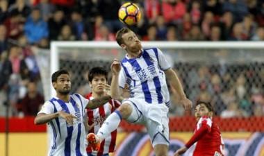 Real Sociedad ridiculiza a un pésimo Sporting Gijón