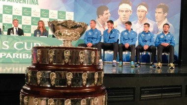 Se sorteó la final de la Copa Davis: Delbonis - Cilic y Del Potro - Karlovic abren la serie final.