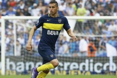 Tovio tiene una contractura y está en duda para jugar ante San Lorenzo.
