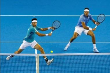 Del Potro-Mayer, la pareja ideal para acercarse a la Copa Davis.
