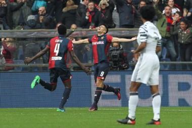 Doblete de Simeone para bajar al líder y dejar al Milán a cuatro de la punta.