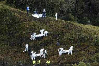 El mundo del fútbol está de luto por el accidente del avión que transportaba al equipo brasileño Chapecoense.