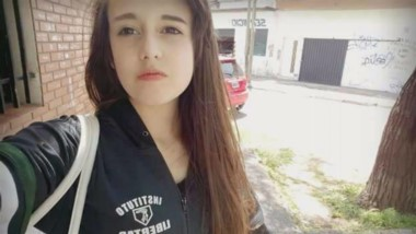 chica de 13 anos