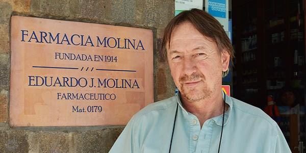 Inquieto. Molina quiere que PAMI Nación tenga en cuenta la inequidad de costos con farmacias del norte.