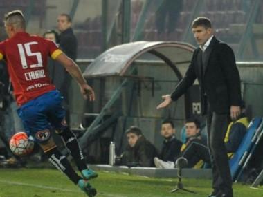 Unión Española alcanzó la cima del torneo de Apertura.