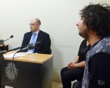 Pablo Rodríguez fue notificado sobre la acusación que pesa sobre él.