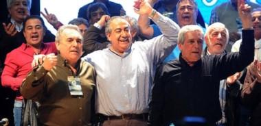Daer, junto a Schmid y Acuña confirmaron la medida contra el proyecto oficial de cambios a las jubilaciones y AUH.