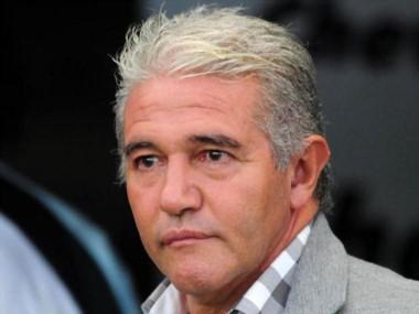 Sarmiento hizo oficial la llegada de Jorge Burruchaga como nuevo entrenador.