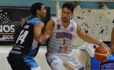 Quimsa trabajó y terminó quebrando a Echagüe: 92-76.