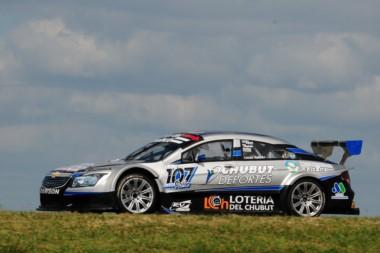 Lucas Valle logró su quinta pole de la temporada.