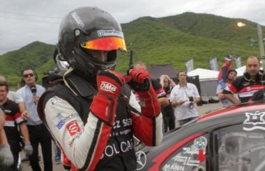 Canapino hizó la pole en Salta y largará al frente de la carrera que definirá al nuevo rey.