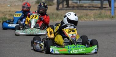Santiago Villar llegó en la cuarta ubicación en la categoría Sthill y le alcanzó para coronarse campeón en un mano a mano que tenía con Angulo.
