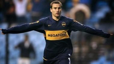 El delantero anotó en todas las finales con Boca (Libertadores, Sudamericana, Mundial de Clubes, Recopa).