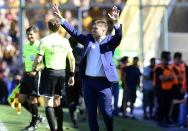 Eduardo Coudet confirmó que deja de ser el técnico de Central luego de la final perdida,