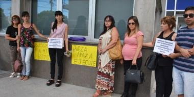 Pide respuestas. Soledad Tapia hace 40 días que no ve a su hijo. Y mostró preocupación por su situación.