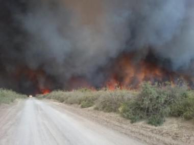 La comarca Virch-Valdés es uno de los sitios de mayor riesgo