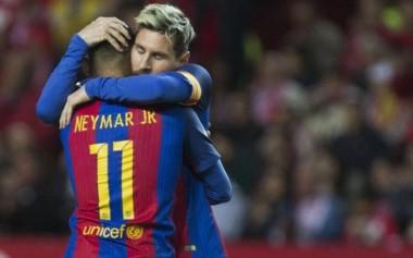 """El """"Barsa"""" visitará mañana a Real Sociedad."""