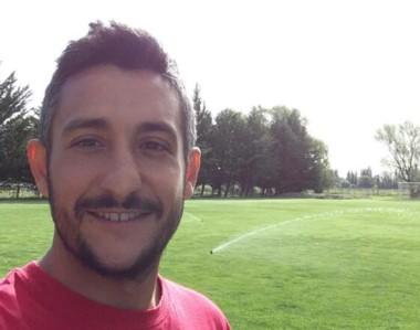La juventud al poder. Pablo Ferrera, a sus 31 años de edad, se convirtió en el nuevo presidente del Gaiman FC.