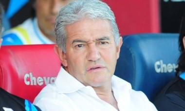 Sorpresiva renuncia de Burruchaga: Sarmiento vuelve a quedarse sin DT.