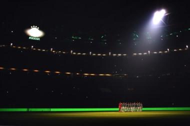 El emotivo munuto de silencio en el Juventus-Atalanta en honor al Chapecoense.