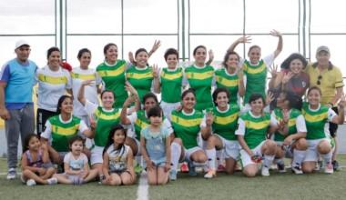 Barraca Central se coronó campeón del femenino por cuarta vez consecutiva.