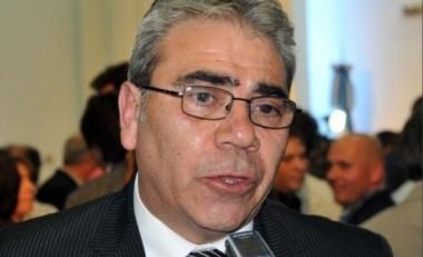 El ministro de Gobierno, Marcial Paz.