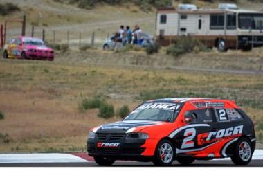 Emanuel Abdala demostró tener el mejor auto y ganó por una diferencia enorme para coronarse campeón.