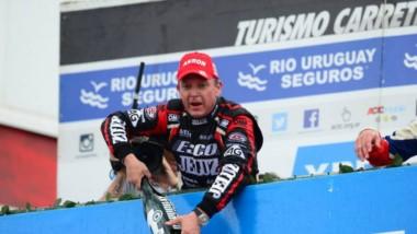 Ortelli se consagró campeón, al terminar 2do la carrera mientras que Rossi terminó 24 y por muy poco quedó 2do en el campeonato.