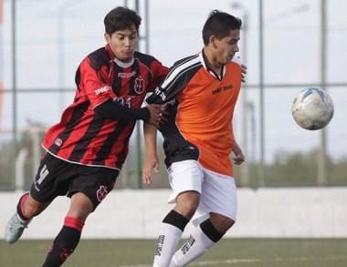 Semifinal entre Independiente y Marche disputada el 16 de noviembre.