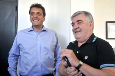 Alineados. Das Neves y Massa mostraron posturas muy críticas frente al Gobierno Nacional por estos días.