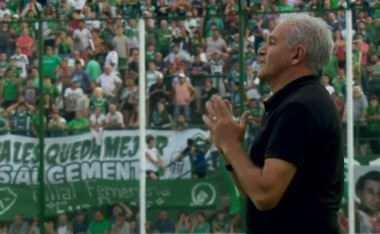 Estupendo momento está viviendo Sarmiento de la mano de Burruchaga.