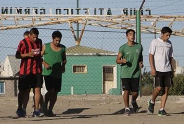 En Germinal, se mantiene la ilusión  de dar el batacazo ante Deportivo Madryn. Mañana, el primer capítulo.