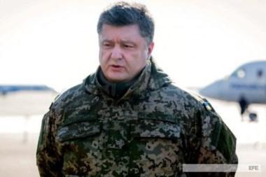 Poroschenko cree que se le acabó el tiempo al premier actual.