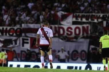 Andrés D'Alessandro padece una lesión muscular en el isquiotibial derecho, según el parte médico.
