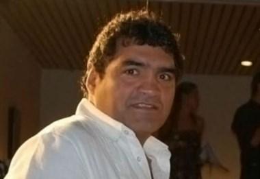 Fue asaltado Locomotora Castro, no pudieron ingresar en su vivienda pero terminó con cortes en la cabeza por golpes.