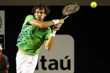 Una semana inolvidable para el pupilo de Gustavo Marcaccio, que acumuló en Brasil dos victorias ante jugadores Top 20.