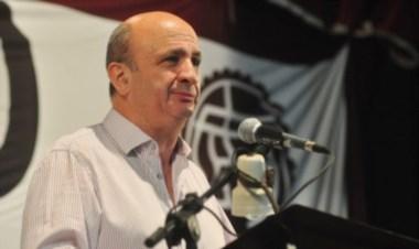 El presidente de Lanús, Nicolas Russo, expresó que el torneo se reanuda el 3 de marzo.