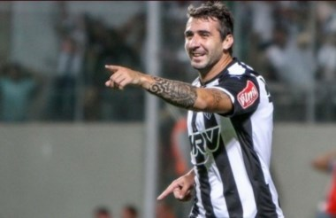 Lucas Pratto pasará del Mineiro al San Pablo.