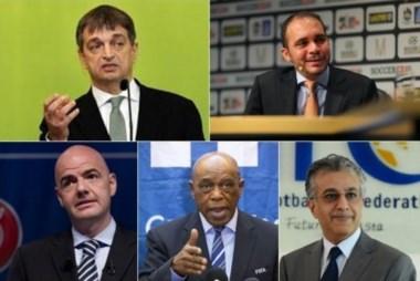 Todos los candidatos a las elecciones presidenciales de la FIFA confían en el proceso electoral de este viernes.