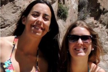 María José Coni  y Marina Menegazzo son buscadas en Ecuador.(Fb)