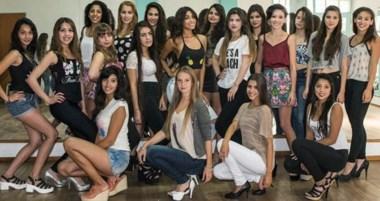 La preselección de las candidatas a reina de Comodoro Rivadavia se realizará el sábado.