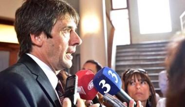 Francisco Salto, subsecretario de Información Pública.