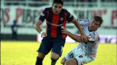Cerutti debutó con la camiseta de San Lorenzo que igualó 2-2 con Patronato.