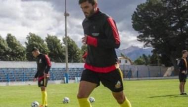 Martín Pavez tenía todo listo para debutar con la camiseta de Cruz del Sur.